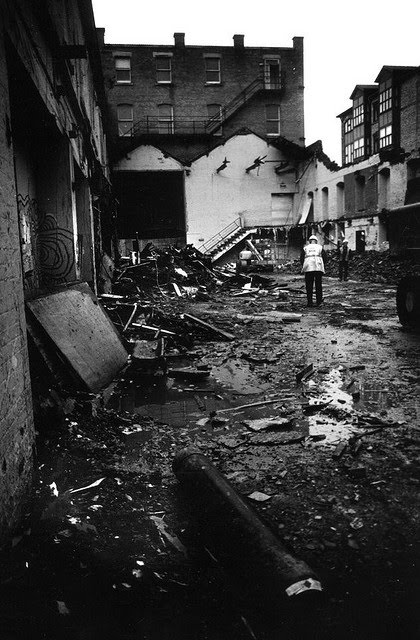 The_Hacienda_being_Demolished